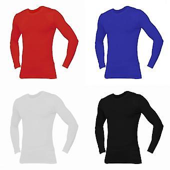 Gamegear® Mens Warmtex lange mouwen basislaag / Mens sportkleding