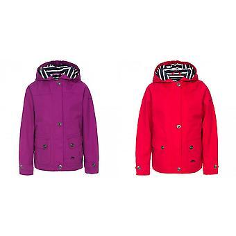 Trespass Girls Seastream Waterproof Jacket