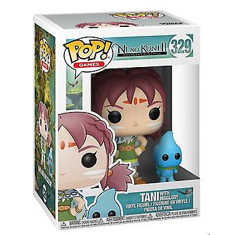 Funko Pop! Vinyl Ni #Kuni Tani met Higgledy Collectable Figure #329