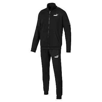 Puma Amplified Mens Sports Casual Trainingspak Set Black