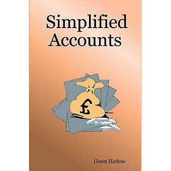 Simplified Accounts by Harlow & Gwen