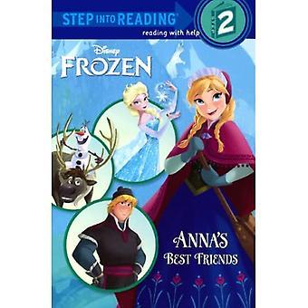 Mejores amigos de Ana (congelados (Random House))