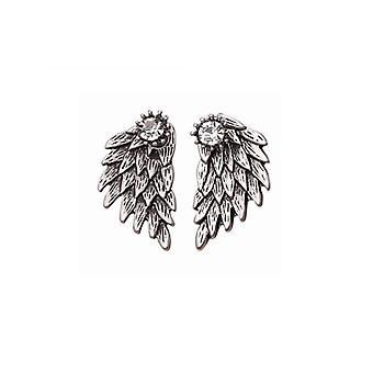 Angel vinge stud örhängen