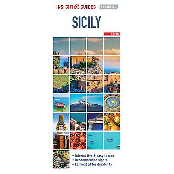 Insight Guides Flexi Map Sicily Insight Maps