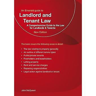 Landlord And Tenant Law - An Emerald Guide by John McQueen - 978184716