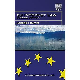 Ley de Internet de la UE Segunda Edición por Andrej Savin