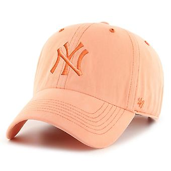47 Brand Relaxed Fit Cap - BOATHOUSE New York Yankees orange