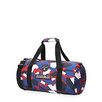 Napapijri Hoyage Duf الطباعة -- حقيبة رياضية -- 0 سم -- الخيال (متعدد الألوان) -- N0YIY1