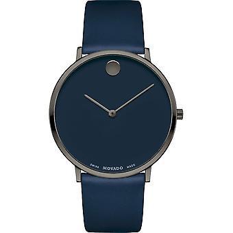 Movado - Armbandsur - Herrar - 0607392 - ULTRA SLIM - Kvarts klocka