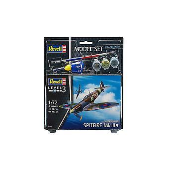 Revell 63953 1:72 Spitfire Mk.IIa Plastic Model Kit