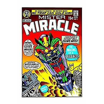 Mister Miracle Af Jack Kirby New Edition af Kirby & Jack