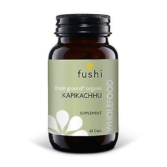 Fushi Wellbeing Organic Kapikachhu 500mg Veg Caps 60 (F0020743)