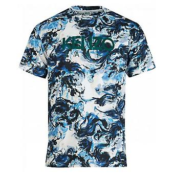 Kenzo World Cotton Skate T-Shirt