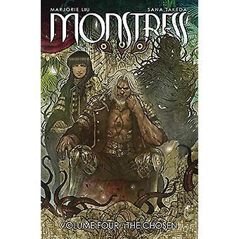 Monstress Volym 4 av Marjorie Liu - 9781534313361 Bok