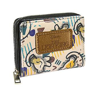 Le Roi Lion Simba Zip-Around Purse