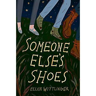 Someone Else's Shoes by Ellen Wittlinger - 9781623541132 Book