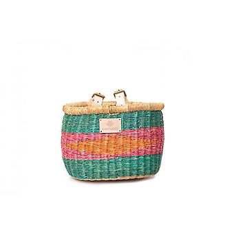 Cosy Coco Children's Bicycle Basket | Cotton Candy