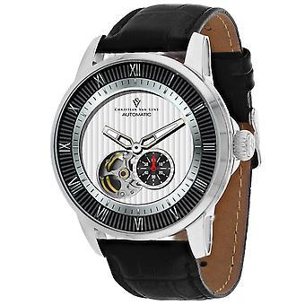 Christian Van Sant Men's Viscay White Dial Uhr - CV0550