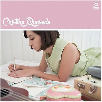 Cristina Quesada - You Are the One [CD] USA import
