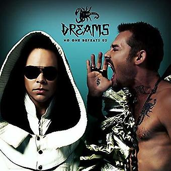 Dreams - No One Defeats Us [CD] USA import