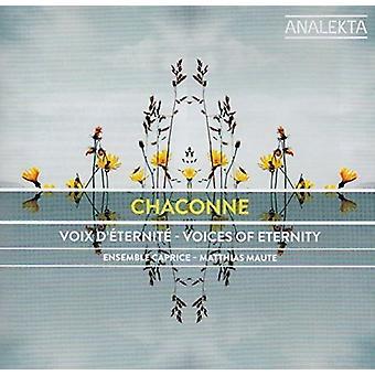 Voix D'Eternite - Voices Of Eternity [CD] USA import