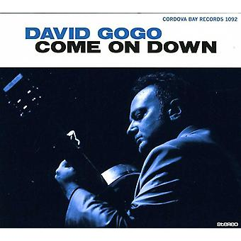 David Gogo - Come on Down [CD] USA import