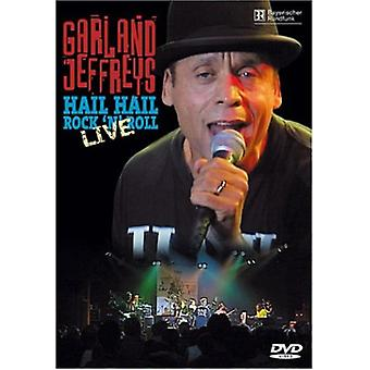Garland Jeffreys - Hail Hail Rock N Roll Live [DVD] USA import