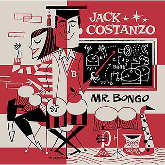 Jack Costanzo - Mr. Bongo [CD] USA import