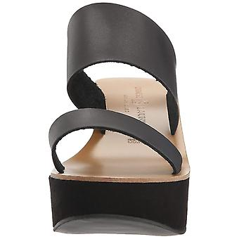 Chinese Laundry Womens Orchid Leather Open Toe Casual Platform Sandals