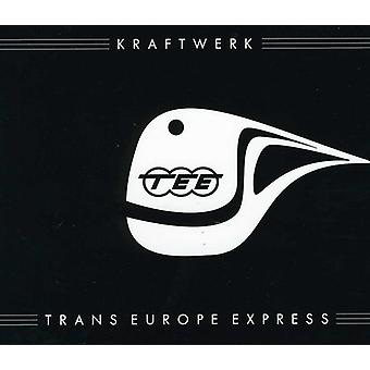 Kraftwerk - Trans Europe Express [CD] USA import