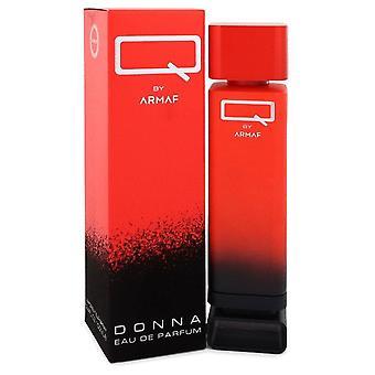Q دونا eau de parfum spray بواسطة armaf 551451 100 ml