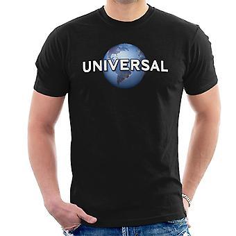 Universele klassieke logo heren ' s T-shirt