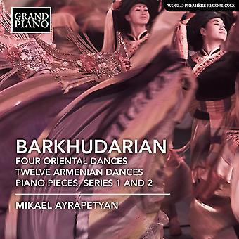 Barkhudaryan / Ayrapetyan - Four Oriental Dances / Twelve Armenian Dances [CD] USA import