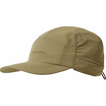 Craghoppers Miesten NosiLife Desert Hat II - Pieni/Keskikokoinen - Pebble