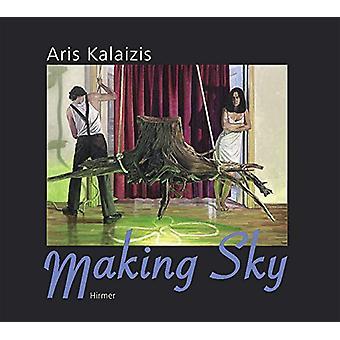 Aris Kalaizis - Making Sky - 9783777490656 Book
