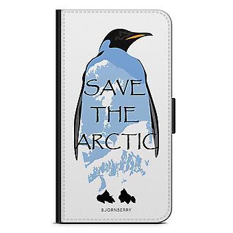 Bjornberry محفظة القضية LG G5 - حفظ القطب الشمالي