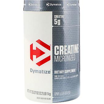 Dymatize Nutrition, Creatine Micronized, Unflavored, 35.27 oz (1 kg)
