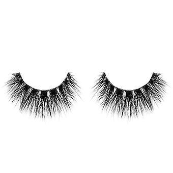 Velour Multi Layered Fake Mink Lashes - Dark Side - Natural Length Falsies