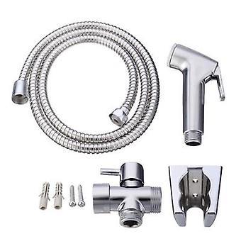 Home Wash Bidet Sprayer Set Accessories -  Toilet Bathroom Shower