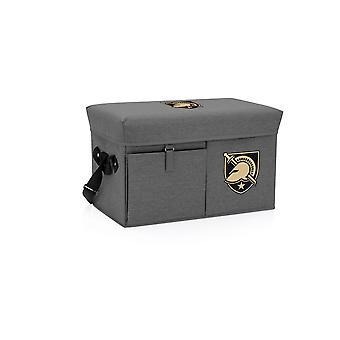 West Point Black Knights - Refrigerador y Asiento Otomano (Gris)