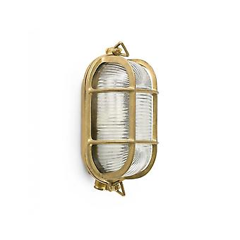 Cabo Brass Wall Lamp