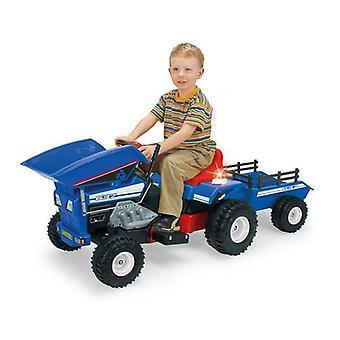 Children's Electric Car Tractor Dump Injusa (12 V) (155 x 62 x 53 cm)