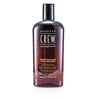 Men Power Cleanser Style Remover Daily Shampoo (For All Types of Hair) 450ml or 15.2oz