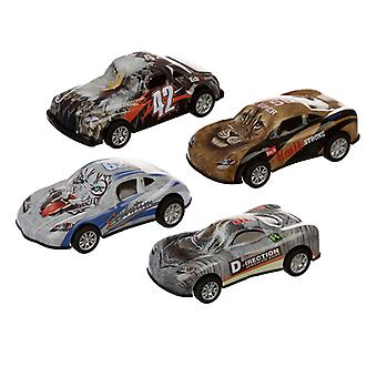 Fun Kids Pull Back Die Cast Animal Cars X 1 Pack