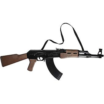 CAP GUN  - 137/6 - Gonher Assault Rifle 8 Shots