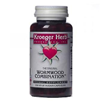 Kroeger Herb Wormwood Combination, Caps 100