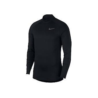 Nike Therma Top LS Mock 929731010 entrenamiento todo el año camisetas para hombres