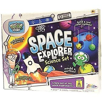 Weird Science Space Explorer Educational Experiment Set