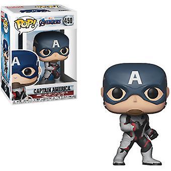Avengers Endgame - Captain America USA tuonti
