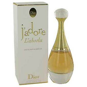 Jadore L'absolu By Christian Dior Eau De Parfum Spray 2.5 Oz (women) V728-461181